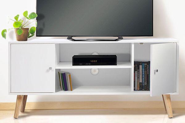 Los 6 mejores muebles de TV para 2020 | Comparativa
