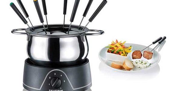 Los 5 mejores electrodomésticos para fondue para 2020 | Comparativa