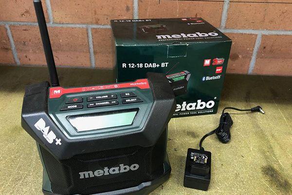 Las 6 mejores radios de construcci贸n para 2021