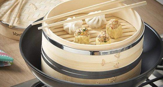 Las 7 mejores vaporeras para cocinar al vapor   Comparativa 2020