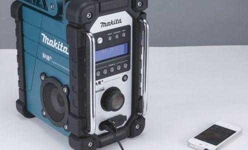 Las 6 mejores radios para la construcci贸n para 2021