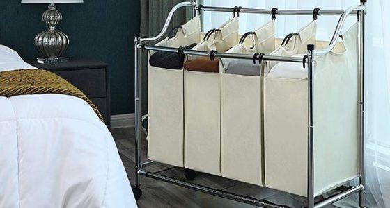 Las 7 mejores cestas de colada (lavandería) | Comparativa 2020