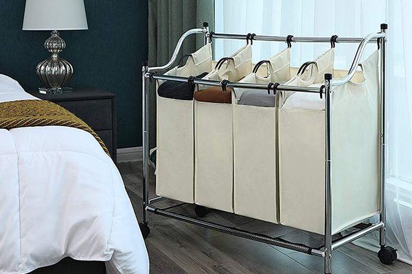 Las 7 mejores cestas de colada (lavandería) | Comparativa 2021