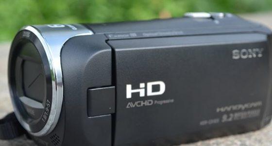 Las 6 mejores videocámaras para 2020   Comparativa