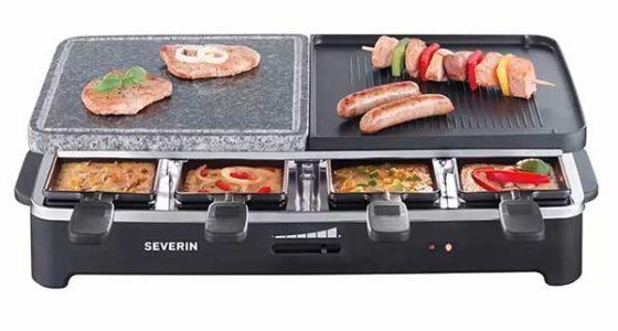 Los 6 Mejores Electrodomésticos Raclette para 2020