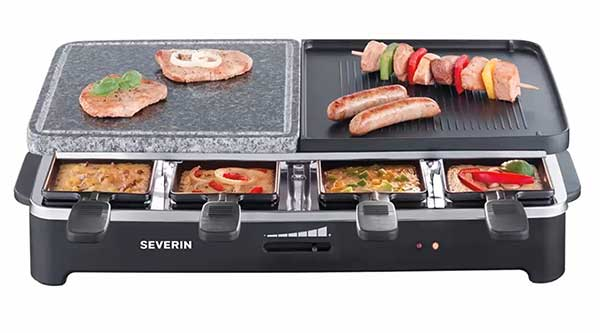 Los 6 Mejores Electrodomésticos Raclette para 2021