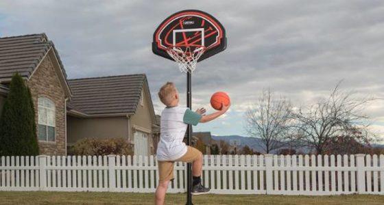 Las 6 mejores canastas de baloncesto con pie para 2020