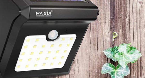 Las 5 mejores lámparas de exterior que detectan movimiento para 2020