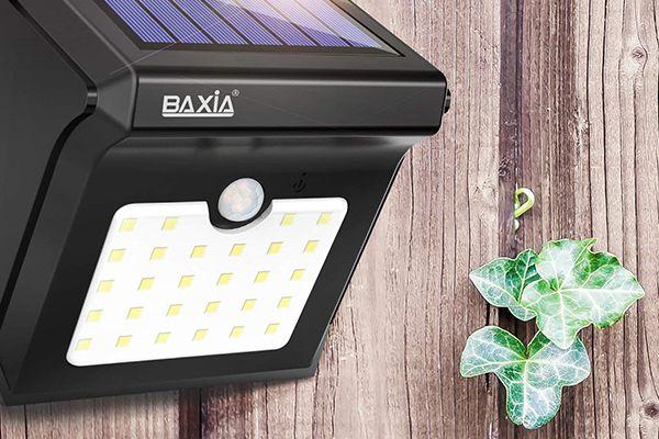 Las 5 mejores lámparas de exterior que detectan movimiento para 2021