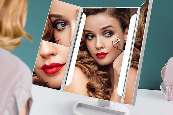 Los 6 Mejores Espejos con luz para 2020 | Comparativa