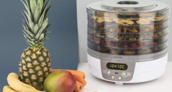 Los 5 Mejores Deshidratadores para 2020 | Comparativa
