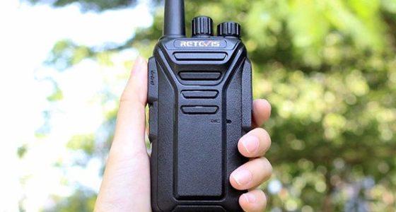 Los 5 mejores walkie talkies para 2020 | Comparativa