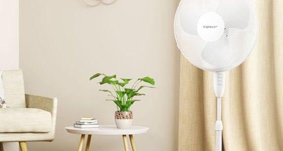 Los 4 mejores ventiladores de pie para 2020   Comparativa