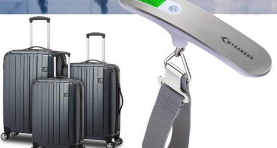 Los 4 Mejor pesaje de equipaje 2021 – Comparativa