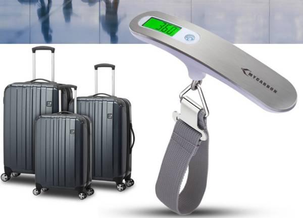 Los 4 Mejor pesaje de equipaje 2020 – Comparativa