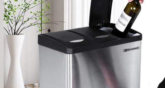 Los 5 Mejores contenedores de Basura para cocina 2020 – Comparativa