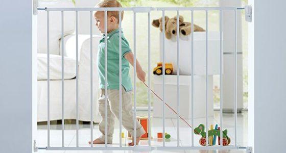 Las 5 mejores barreras de seguridad infantil 2020